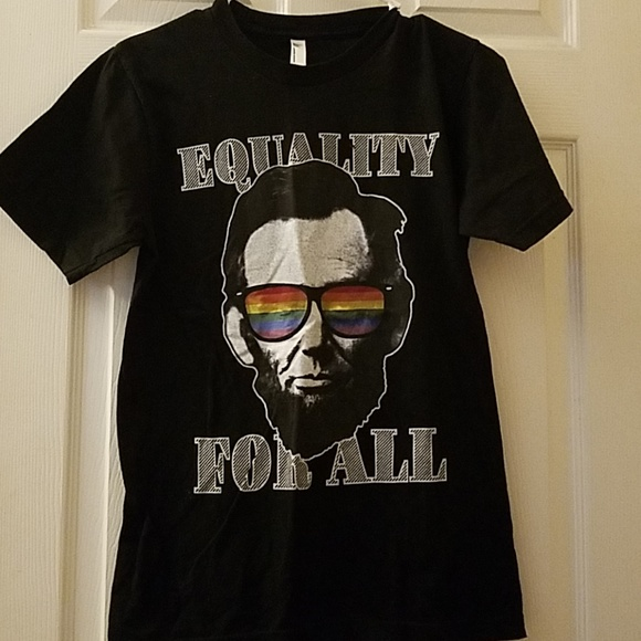 American Apparel Other - Pride- Lincoln T-shirt